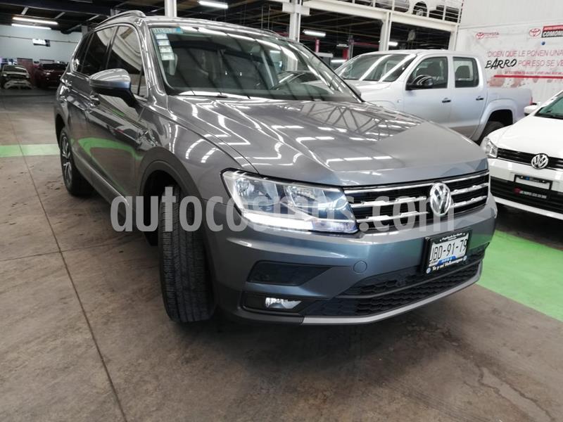 Volkswagen Tiguan Comfortline usado (2018) color Gris Platino precio $349,000