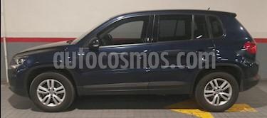 Foto Volkswagen Tiguan 5p 1.4 L4/1.4/T Aut usado (2016) color Azul Marino precio $243,000
