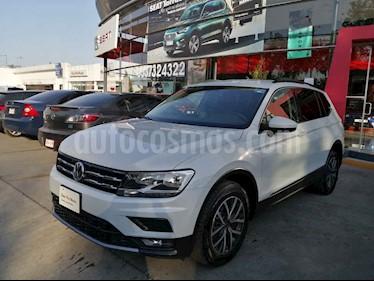 Volkswagen Tiguan 5 pts. Trendline Plus usado (2018) color Blanco precio $345,000