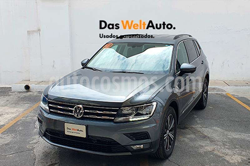 Volkswagen Tiguan Comfortline usado (2019) color Gris Platino precio $535,990