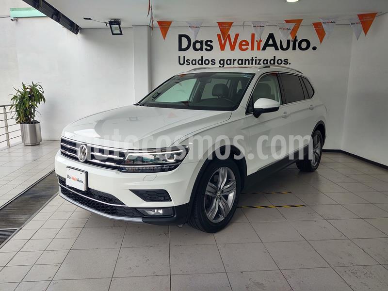 Foto Volkswagen Tiguan Highline usado (2018) color Blanco precio $469,000