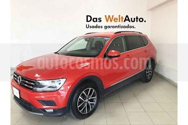 Volkswagen Tiguan Comfortline usado (2018) color Naranja precio $347,995