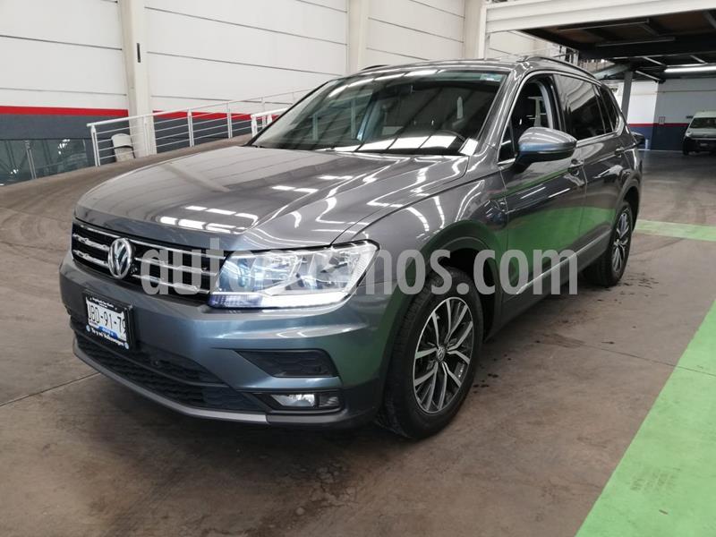Volkswagen Tiguan Comfortline usado (2019) color Gris Platino precio $349,000