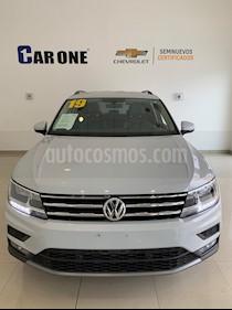 Volkswagen Tiguan Comfortline usado (2019) color Plata precio $380,000