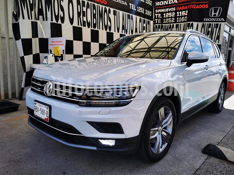 Volkswagen Tiguan Highline usado (2018) color Blanco precio $439,000
