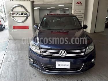 Volkswagen Tiguan Track & Fun usado (2015) color Azul Noche precio $292,000