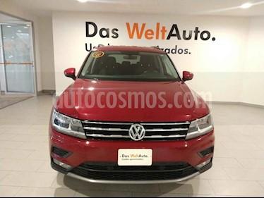 Volkswagen Tiguan 5p Confortline L4/1.4/T Aut 7 Pas usado (2018) color Rojo precio $358,900