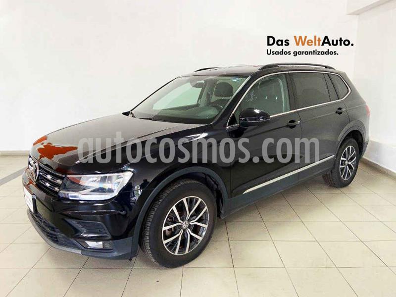 Foto Volkswagen Tiguan Comfortline 5 Asientos Piel usado (2018) color Negro precio $359,768
