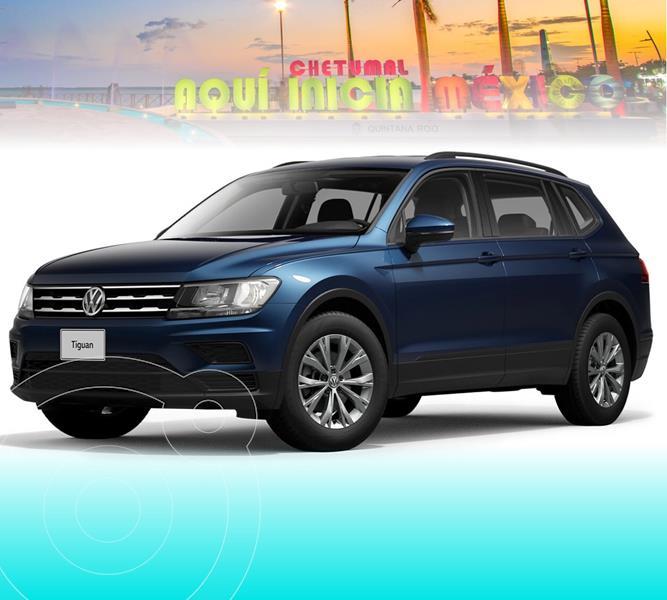 Foto Volkswagen Tiguan Trendline Plus nuevo color Azul precio $468,960