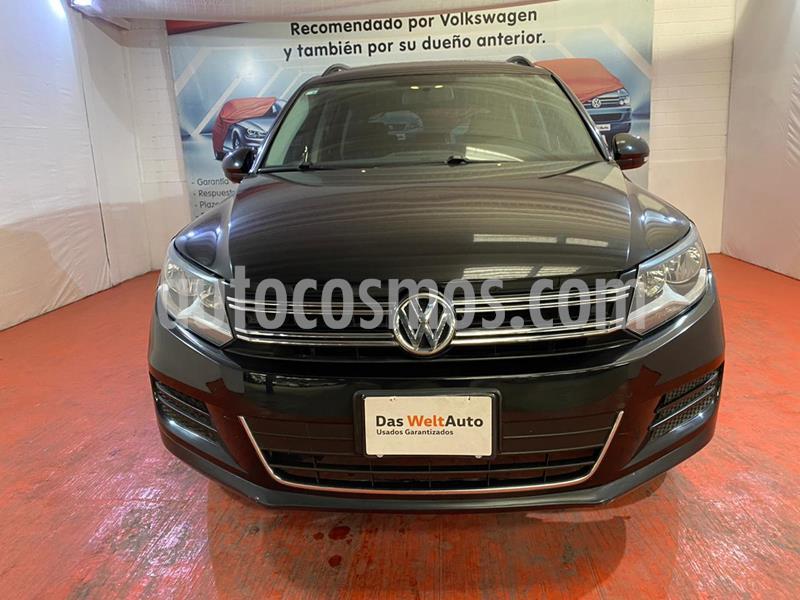Volkswagen Tiguan Tiguan usado (2014) color Negro Profundo precio $210,000
