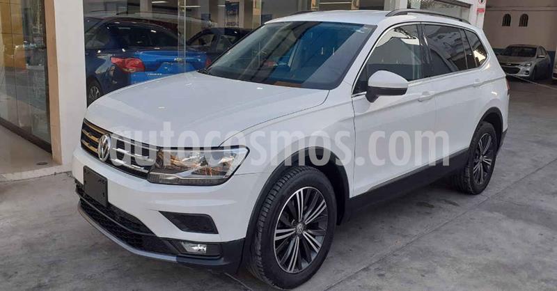 foto Volkswagen Tiguan 5p Confortline L4/1.4/T Aut Piel usado (2019) color Blanco precio $339,900