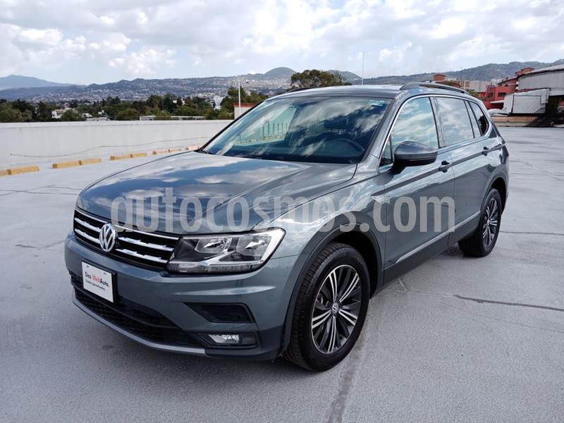Volkswagen Tiguan Edicion Limitada 7 Asientos usado (2019) color Gris Platino precio $420,001