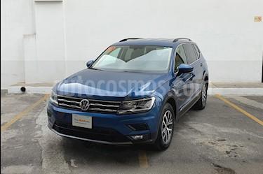 Volkswagen Tiguan Comfortline usado (2018) color Azul precio $415,000