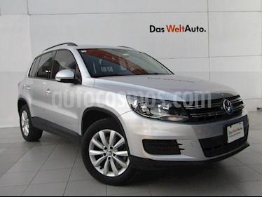 Volkswagen Tiguan Sport & Style 1.4 usado (2016) color Plata Reflex precio $279,000