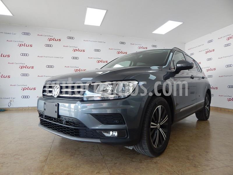 Volkswagen Tiguan Comfortline usado (2019) color Gris precio $415,000