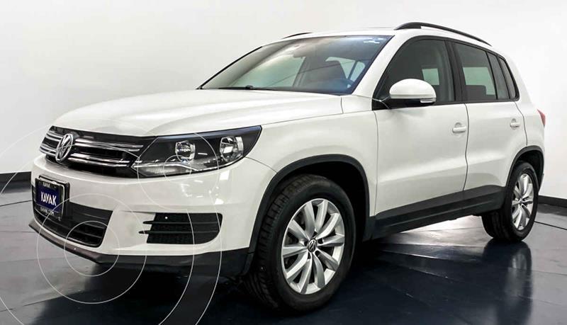 Volkswagen Tiguan Native usado (2011) color Blanco precio $209,999