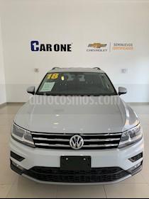 Volkswagen Tiguan Comfortline usado (2018) color Plata precio $360,000