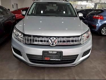 foto Volkswagen Tiguan Sport & Style 1.4 usado (2017) color Plata precio $280,000