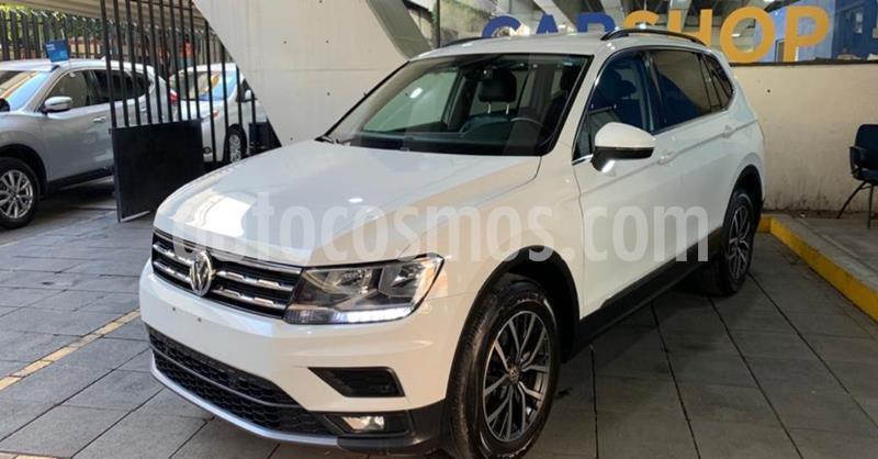 Volkswagen Tiguan Comfortline usado (2018) color Blanco precio $299,900