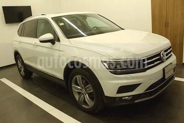 Volkswagen Tiguan 5p Highline L4/2.0/T Aut 7 pas usado (2018) color Blanco precio $449,000