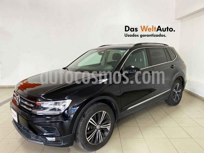 Foto Volkswagen Tiguan Comfortline 7 Asientos Tela usado (2019) color Negro precio $387,859