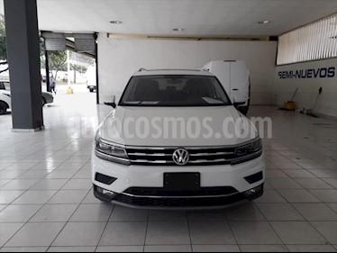 Volkswagen Tiguan Highline usado (2018) color Blanco precio $385,000
