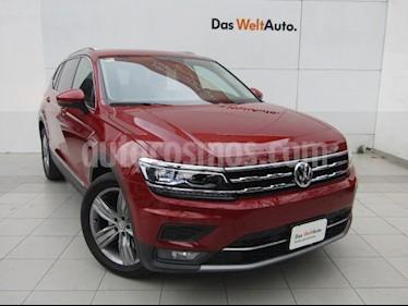 Volkswagen Tiguan Highline usado (2018) color Rojo precio $465,000