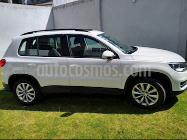 Volkswagen Tiguan Sport & Style 2.0 usado (2013) color Blanco Candy precio $215,000