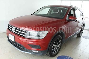 Volkswagen Tiguan Comfortline usado (2018) color Rojo precio $365,000