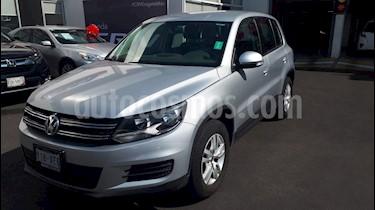 Volkswagen Tiguan Tiguan usado (2016) color Plata Reflex precio $237,000
