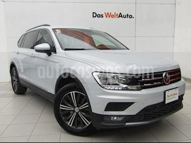 Volkswagen Tiguan Comfortline 7 Asientos Tela usado (2019) color Blanco precio $419,000