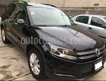 Volkswagen Tiguan Sport & Style 1.4 usado (2014) color Negro precio $196,000