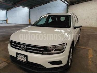 Volkswagen Tiguan 5p Trendline Plus 1.4 L4/1.4/T Aut usado (2019) color Blanco precio $370,000