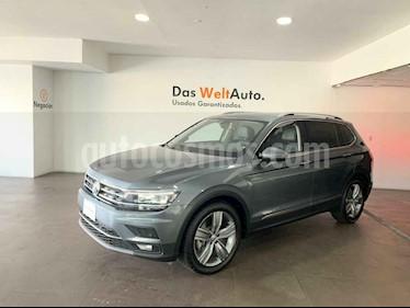 Foto Volkswagen Tiguan 5p Highline L4/2.0/T Aut 7 pas usado (2018) color Gris precio $1,255,000