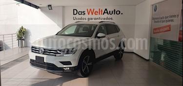 Volkswagen Tiguan Comfortline 5 Asientos Piel usado (2019) color Blanco precio $410,000