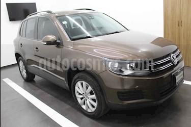 Volkswagen Tiguan Native usado (2012) color Cafe precio $189,000