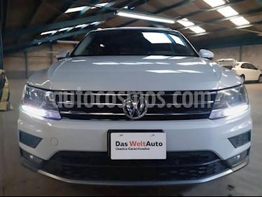 Volkswagen Tiguan Comfortline usado (2018) color Plata precio $349,000