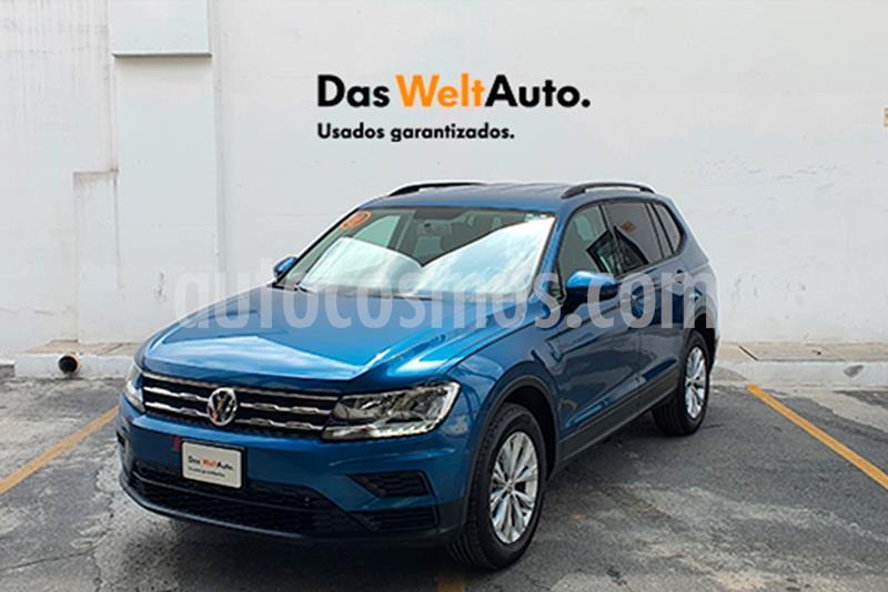 Volkswagen Tiguan Trendline Plus usado (2020) color Azul precio $420,000