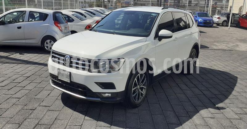 Volkswagen Tiguan Comfortline usado (2018) color Blanco precio $309,900