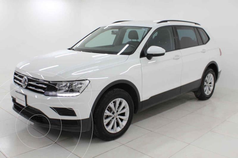 Foto Volkswagen Tiguan Trendline Plus usado (2019) color Blanco precio $375,000