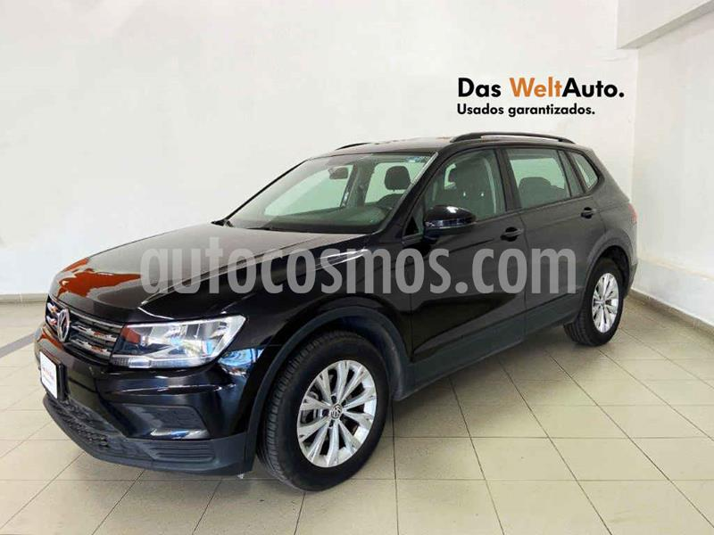 Volkswagen Tiguan Trendline Plus usado (2019) color Negro precio $345,857