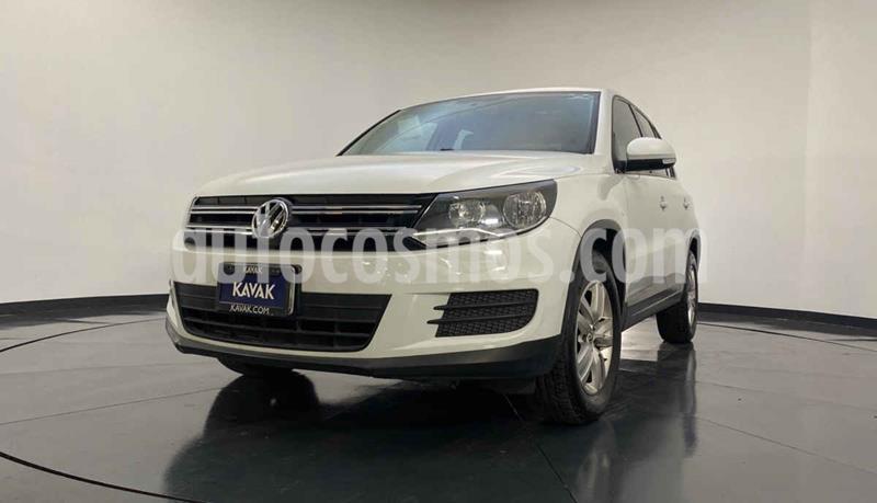 Volkswagen Tiguan Tiptronic usado (2015) color Blanco precio $252,999