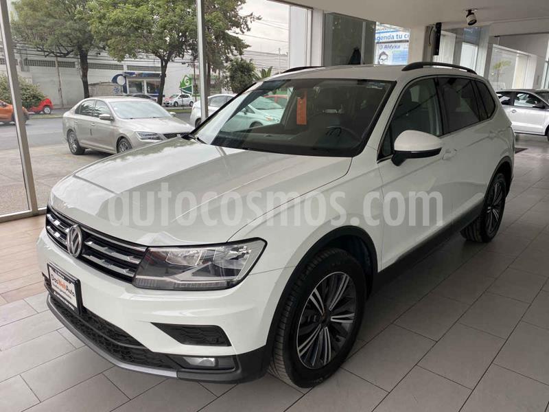Volkswagen Tiguan Comfortline usado (2019) color Blanco precio $395,000