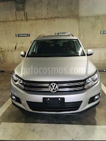 Volkswagen Tiguan Sport & Style 2.0 usado (2015) color Plata Reflex precio $230,000