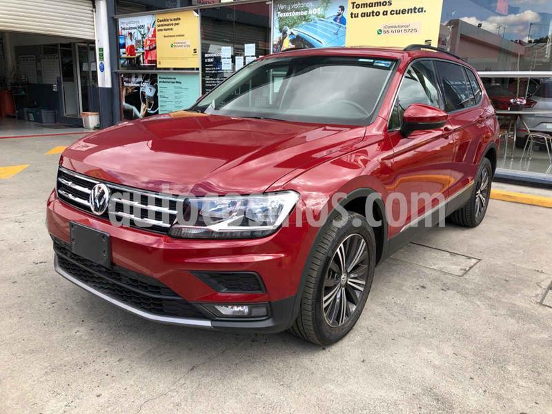 Foto Volkswagen Tiguan Comfortline usado (2019) color Rojo precio $420,990