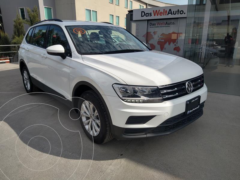 Volkswagen Tiguan Trendline Plus usado (2019) color Blanco precio $365,000