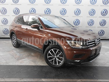 Volkswagen Tiguan Comfortline usado (2018) color Bronce precio $369,000
