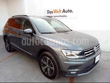 Volkswagen Tiguan 5p Confortline L4/1.4/T Aut 7 Pas usado (2019) color Gris precio $415,000