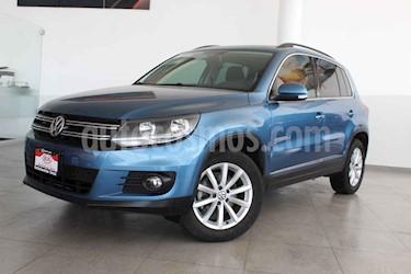 Volkswagen Tiguan 5p Wolfsburg L4/1.4/T Aut usado (2017) color Azul precio $289,000