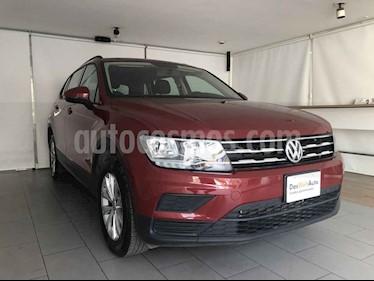 Volkswagen Tiguan 5 pts. Trendline Plus usado (2018) color Rojo precio $355,000